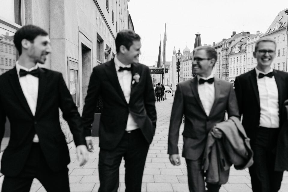 Hochzeit steigenberger Hotel Drei Mohren in Augsburg