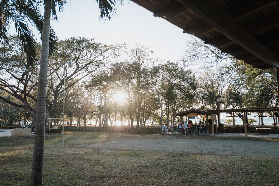 Casa Conde Del Mar eine tolle Hochzeitslocation hier am Playa Panama in Costa Rica
