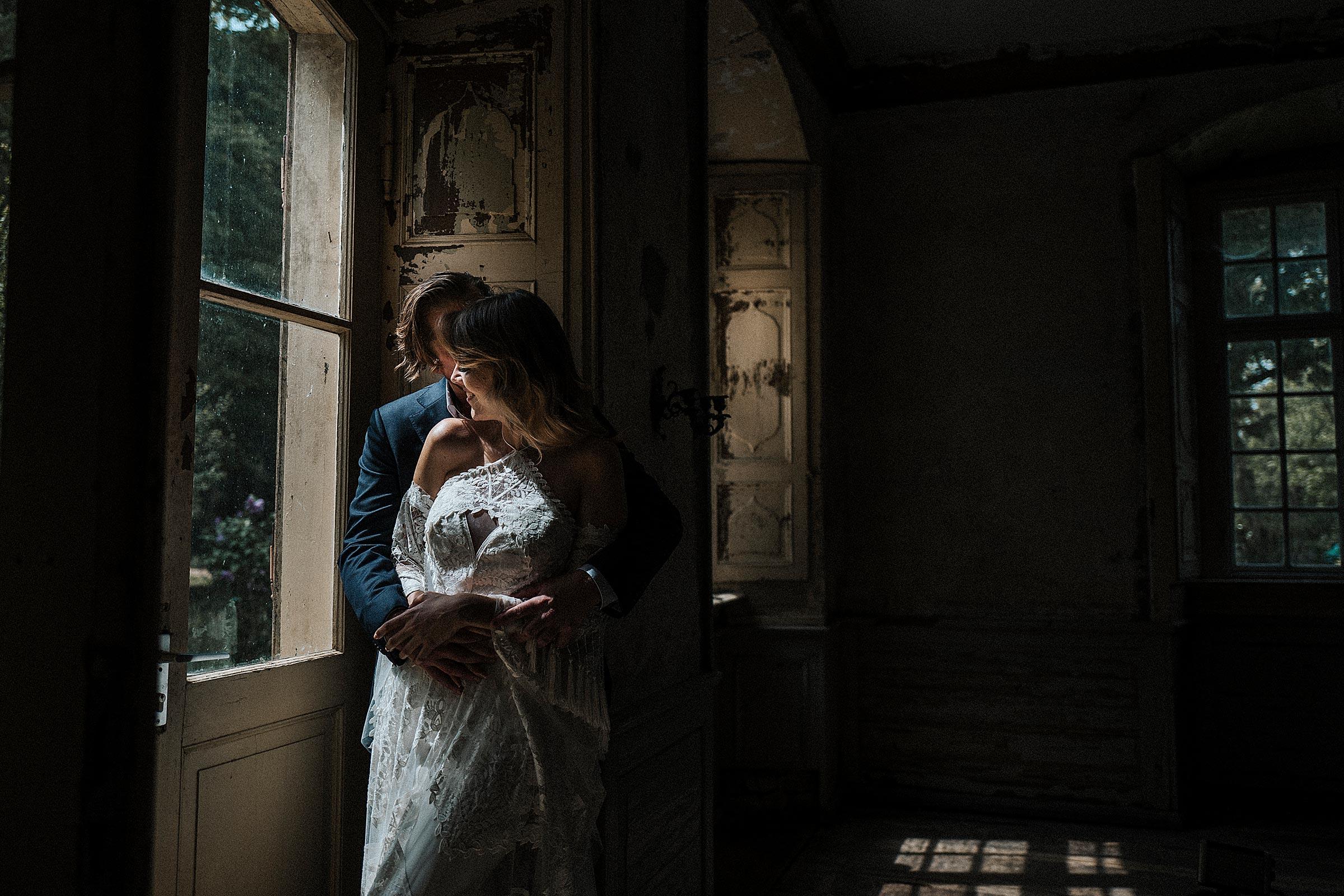 Hochzeitskleid Hochzeitsfotograf Rostock-Neubrandenburg-Mecklenburg-Vorpommern